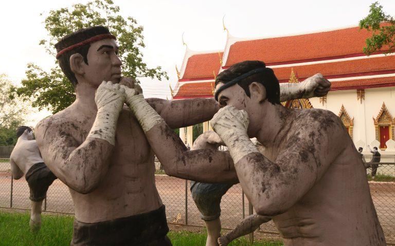 Муай Боран – древний бокс 10