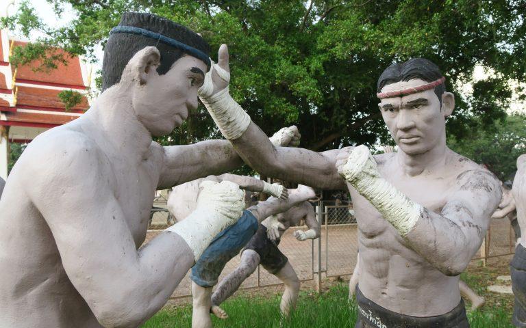 Муай Боран – древний бокс 9