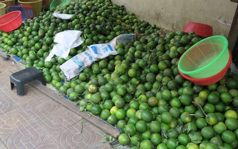 Продажа лайма в Пномпене