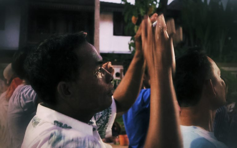Кхмерский папарацци