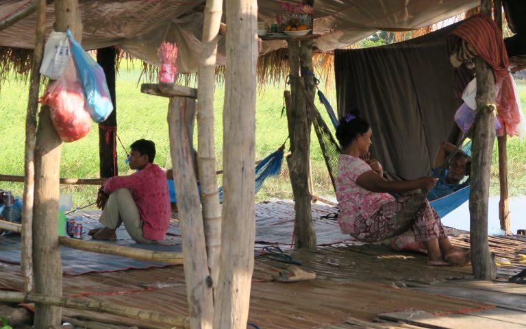 Камбоджийская идиллия