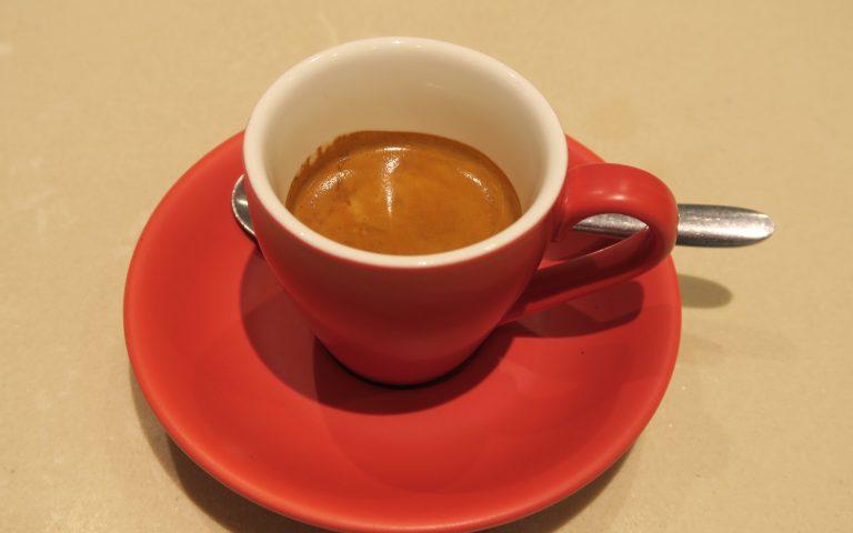 Я понял, что кофе эспрессо – это как…
