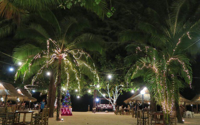 Тайский новогодний антураж