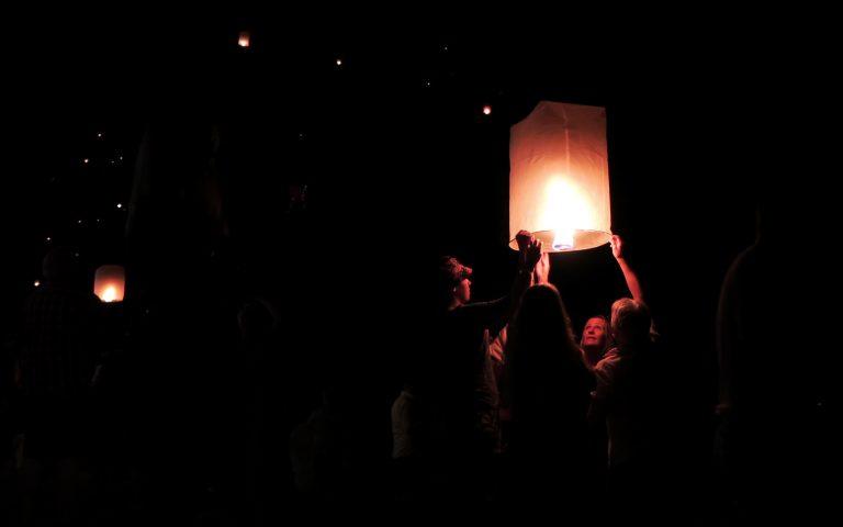 Новогодний спиритизм