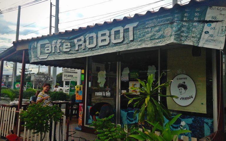 Caffe Robot