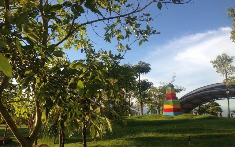 Парк Bueng Thung Sang 4