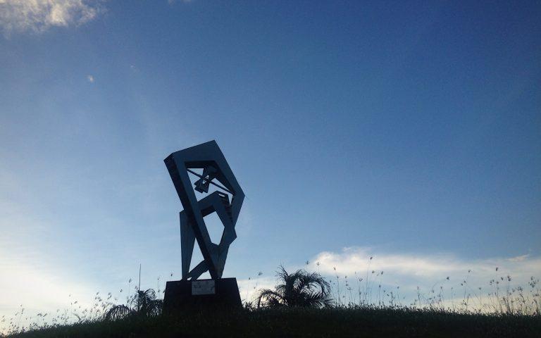 Скульптуры парка Bueng Thung Sang 5