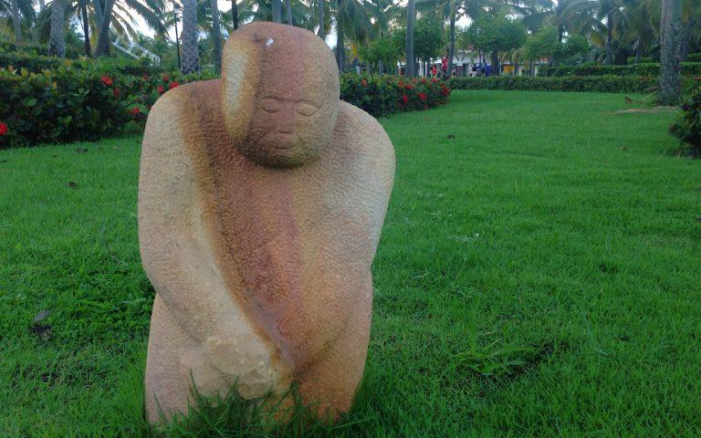 Скульптуры парка Bueng Thung Sang 2