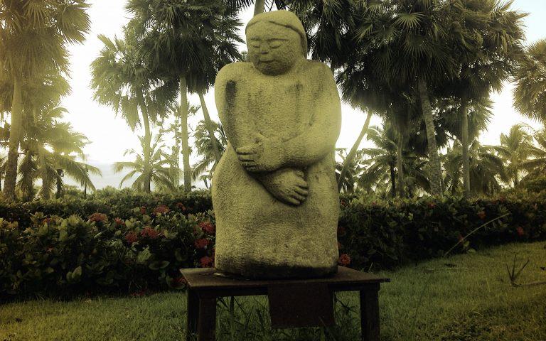 Скульптуры парка Bueng Thung Sang