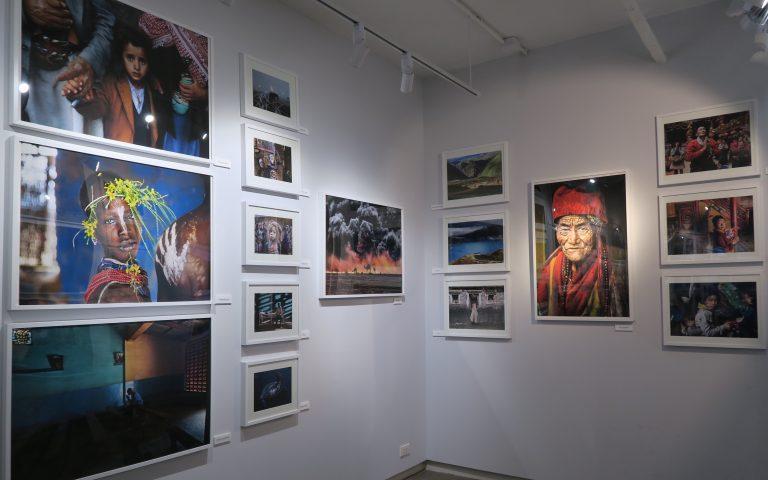 Выставка Steve McCurry 2