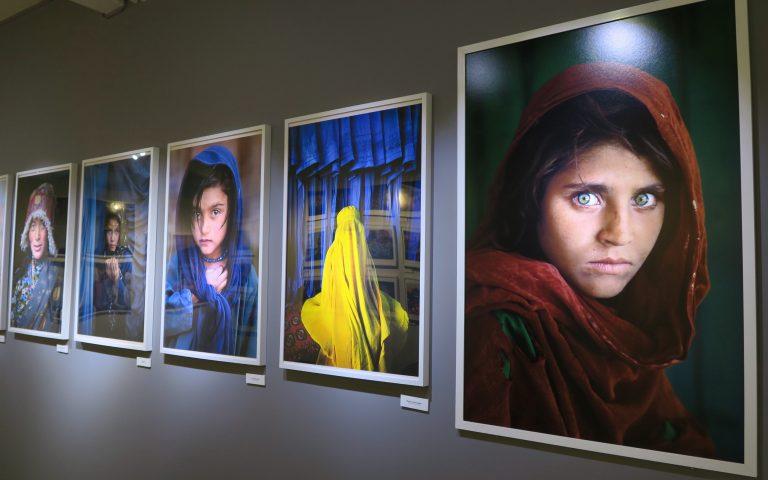 Выставка Steve McCurry