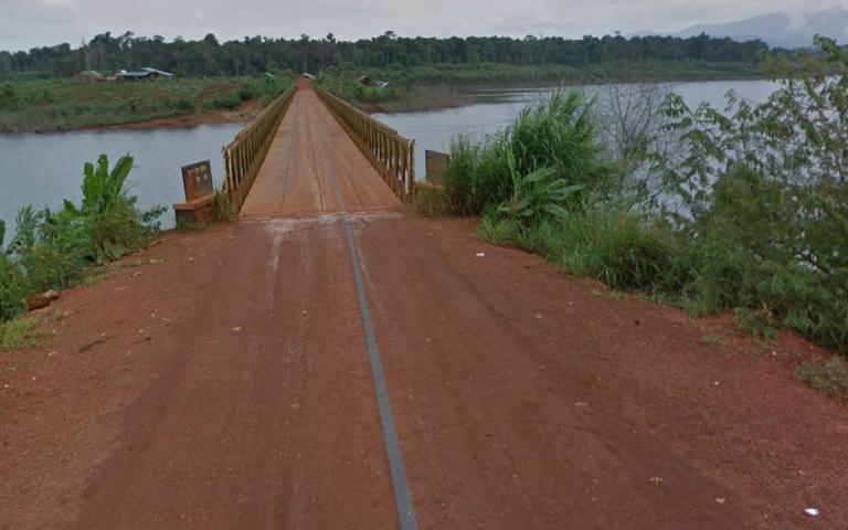 Пустоты камбоджийских дорог