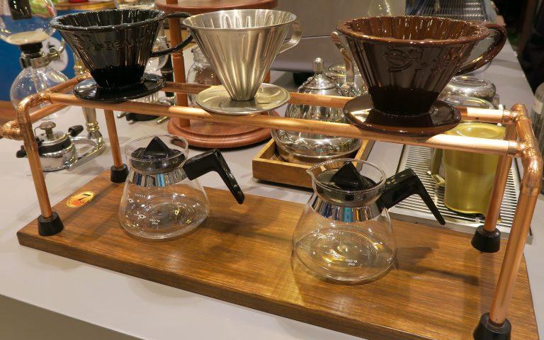 Для заваривания капельного кофе