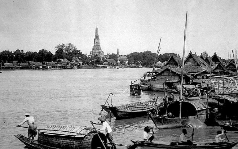 Бангкок XIX века