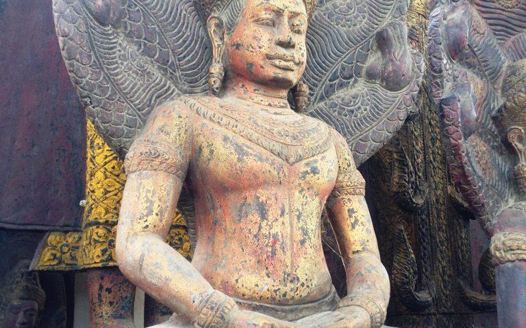 Будда камбоджийский
