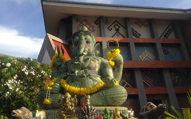 Статуя Ганеши (Khon Kaen)