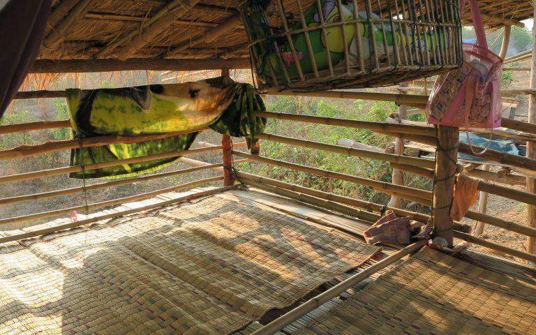Лаосская комната отдыха