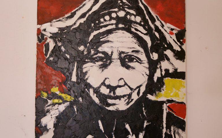 Современное искусство Лаоса 8