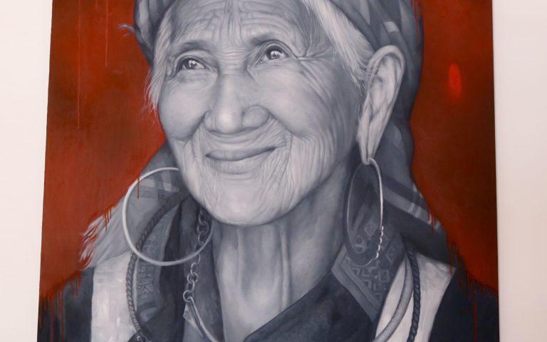 Современное искусство Лаоса 6