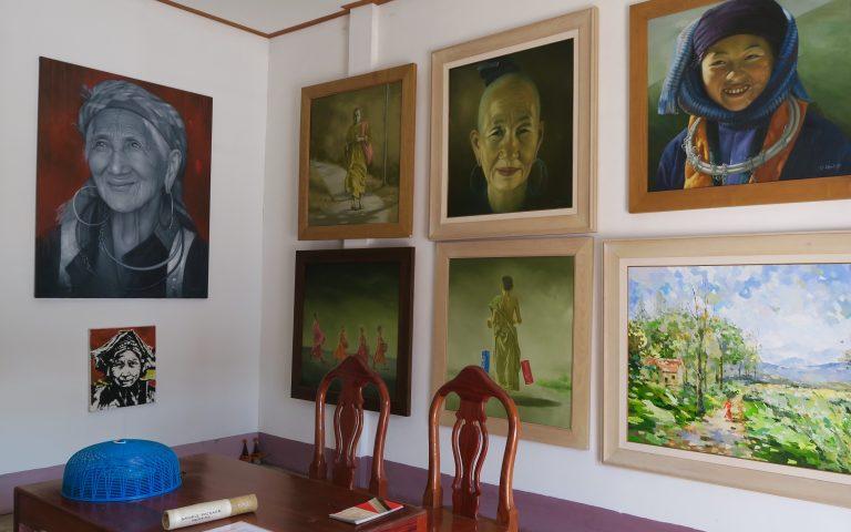 Галерея Luang Prabang Art Studio