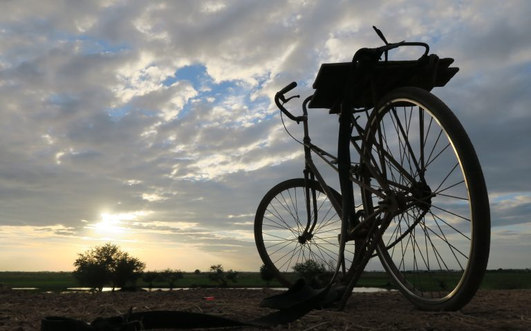 На велосипеде по миру
