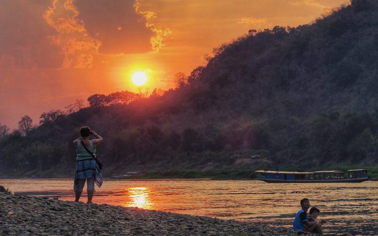 Меконг закатный 3