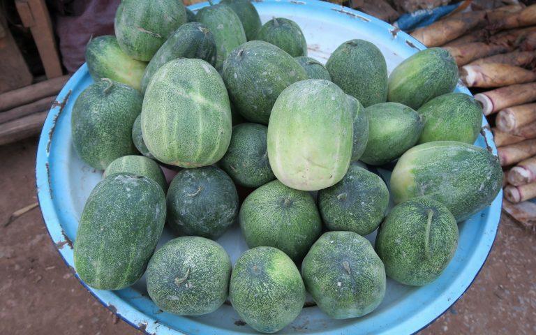 В Лаосе это называется «огурцы»!