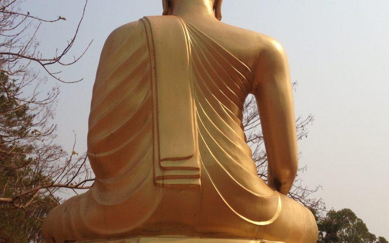 Обратная сторона Будды №22