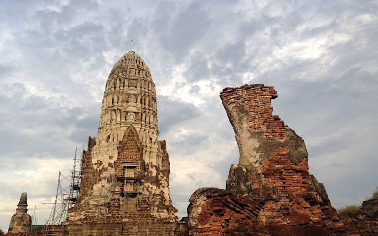 Храмы Аюттхаи