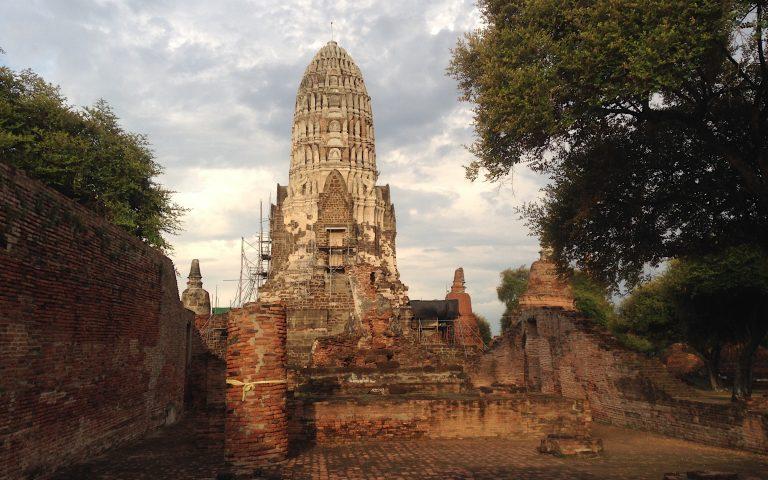 Храмы Аюттхаи 2