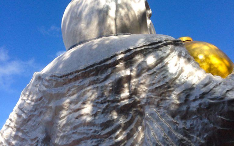 Обратная сторона Будды №25
