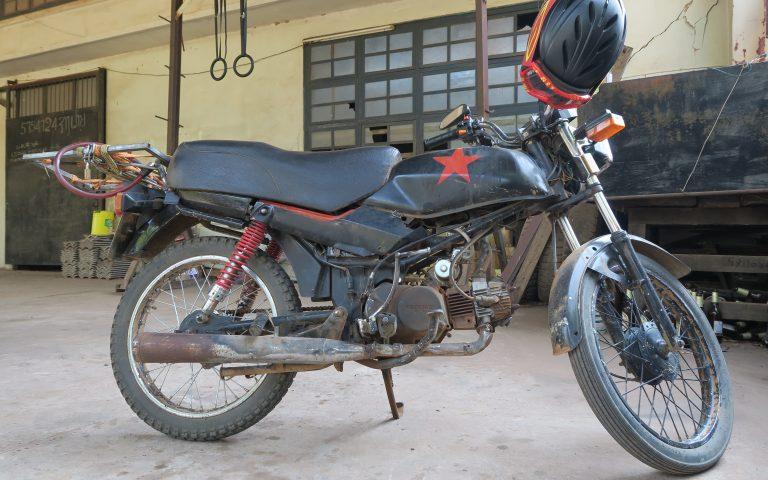 По Вьетнаму, Лаосу и Камбодже на мотоцикле
