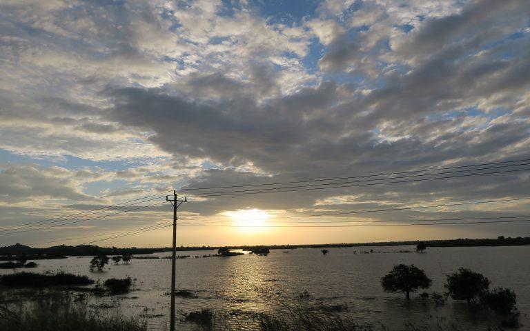 Камбоджа закатная 8