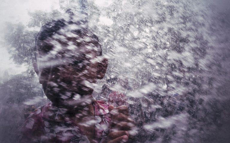 Тайский новый год в брызгах воды