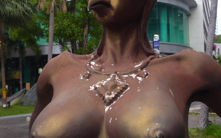 Современная скульптура Таиланда 4
