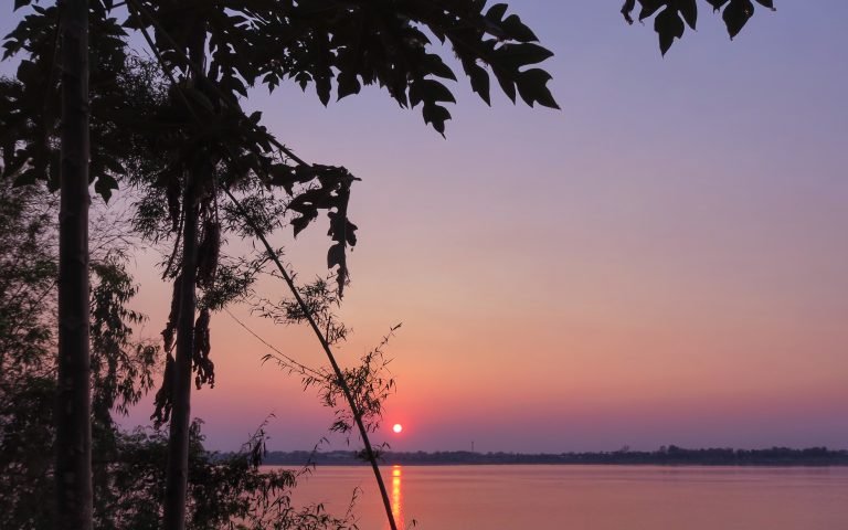 Меконг закатный 5
