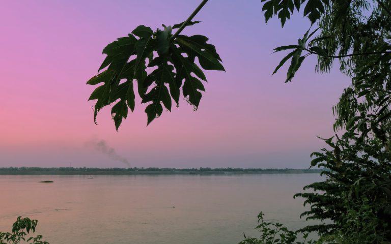 Меконг закатный 6