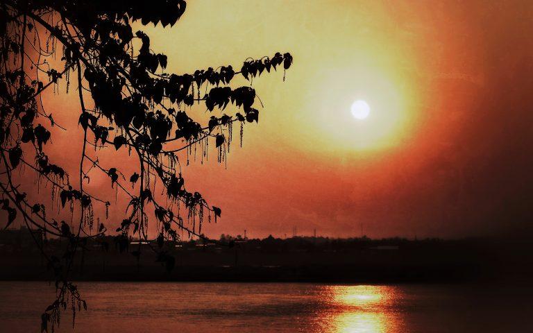 Меконг закатный 7