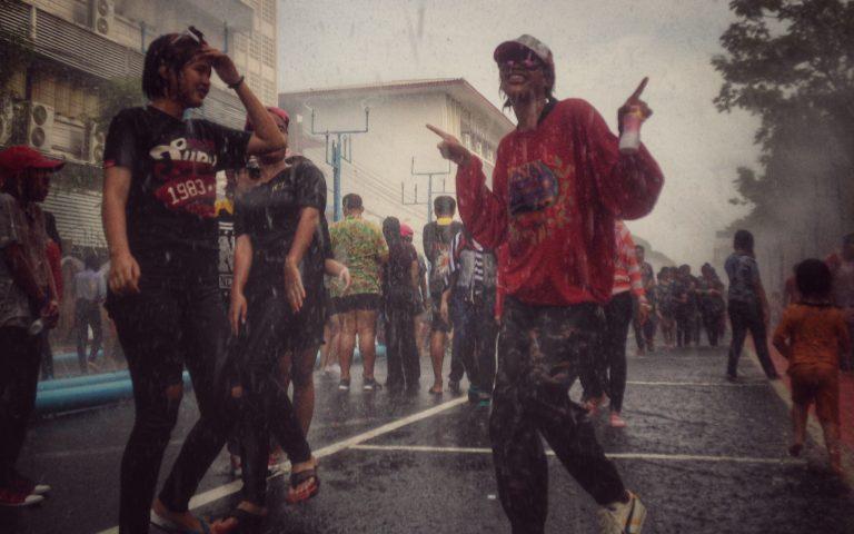 Сонгкран 2017: водный фестиваль 8