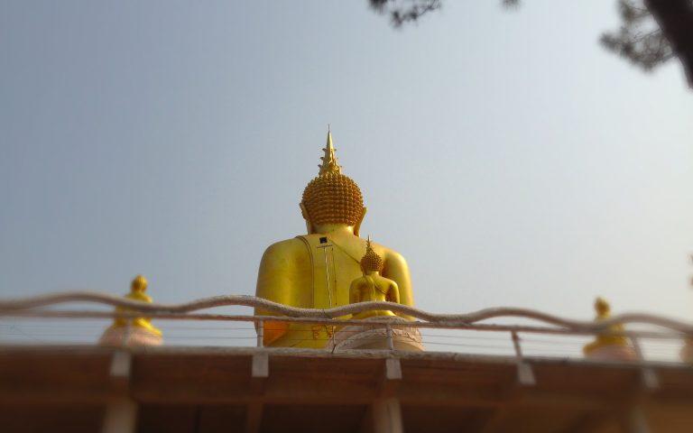 Обратная сторона Будды №26