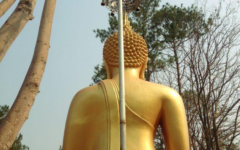 Обратная сторона Будды №27