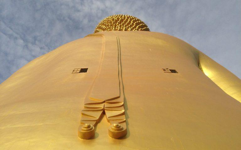 Обратная сторона Будды №28