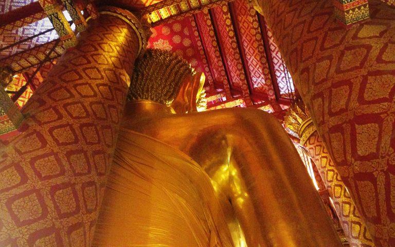 Обратная сторона Будды №29