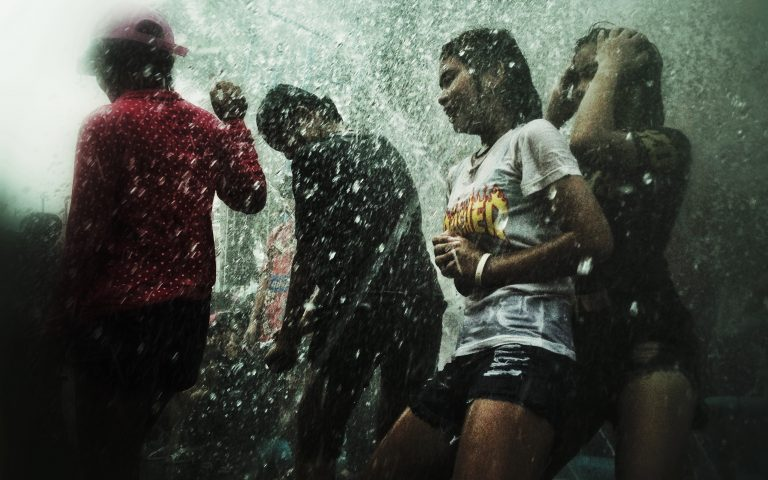 Сонгкран 2017: водный фестиваль 15