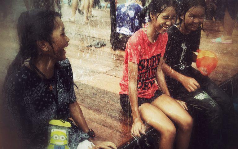 Сонгкран 2017: водный фестиваль 14