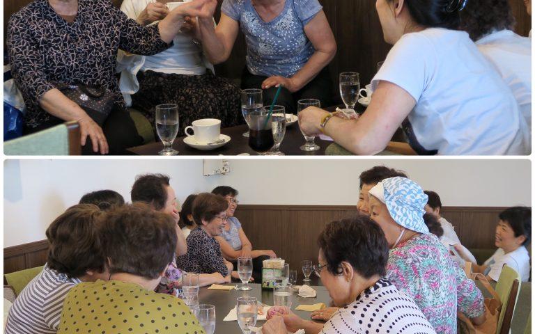 13 японских бабушек