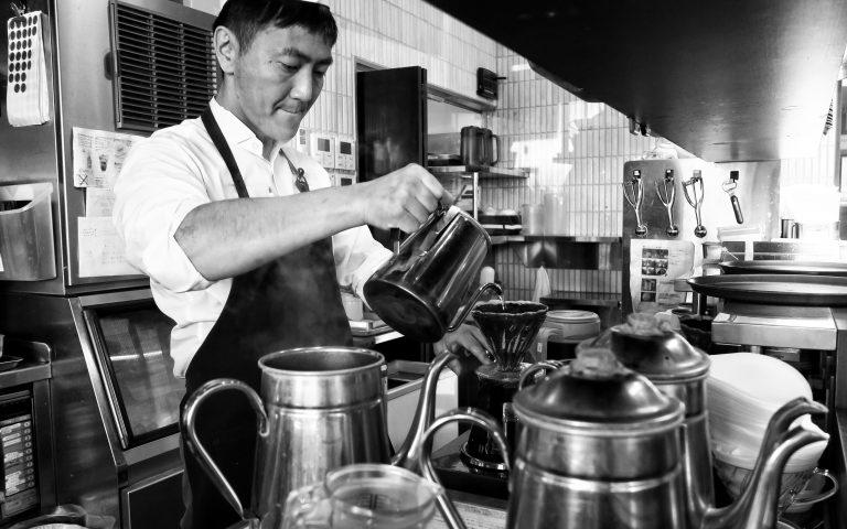Пуровер – японский метод заваривания кофе