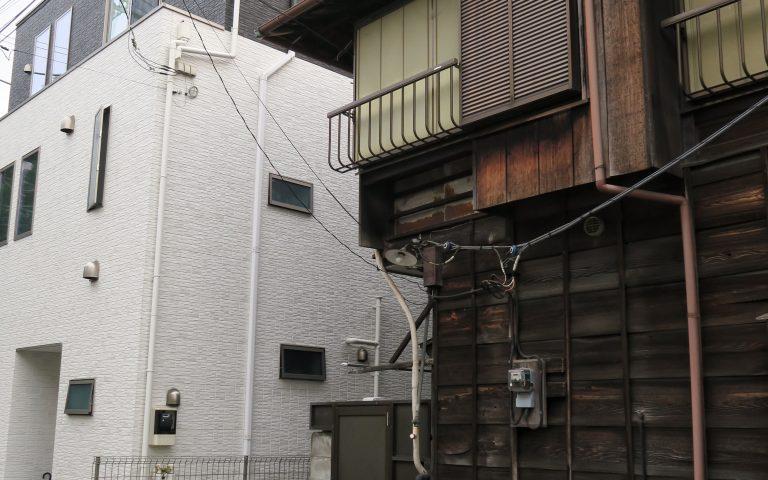 Токио: новое и старое рядом