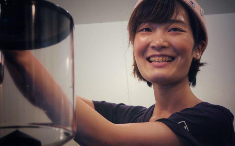 Лучший бариста Токио по версии Лотоса