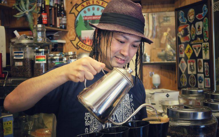 15 лет в теме обжарки кофе